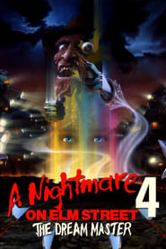View A Nightmare on Elm Street 4: The Dream Master (1988) Movie poster on Ganool