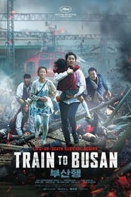 Poster Movie Train to Busan 2016