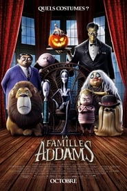 La Famille Addams series tv