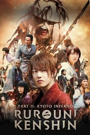 Rurouni Kenshin Part II: Kyoto Inferno FULL MOVIE