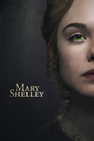 View Mary Shelley (2018) Movie poster on Ganool