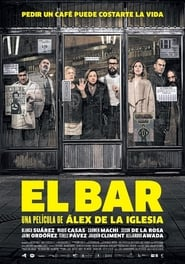 Poster Movie The Bar 2017