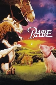 View Babe (1995) Movie poster on Fmovies