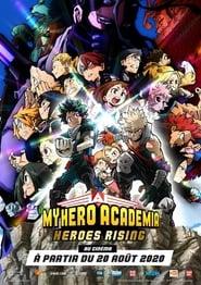 My Hero Academia : Heroes Rising FULL MOVIE