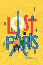 View Lost in Paris (2017) Movie poster on Ganool
