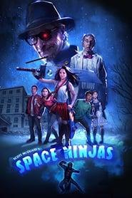 View Space Ninjas (2019) Movie poster on Ganool