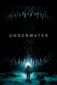 Underwater (2020) poster on Fmovies