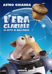 Poster Movie Ice Age: Collision Course 2016