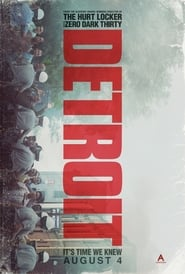 Poster Movie Detroit 2017