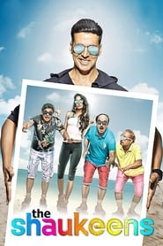 View The Shaukeens (2014) Movies poster on Ganool
