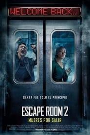 VER Escape Room 2: Mueres por salir Online Gratis HD