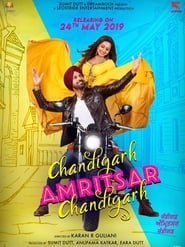 View Chandigarh Amritsar Chandigarh (2019) Movie poster on Ganool