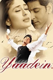 View Yaadein (2001) Movie poster on INDOXXI