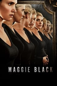 View Maggie Black (2018) Movie poster on Ganool