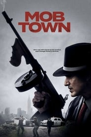 View Mob Town (2019) Movie poster on INDOXX1