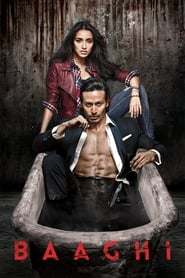 View Baaghi (2016) Movie poster on Ganool