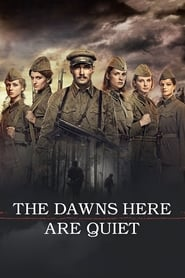 The Dawns Here Are Quiet poster