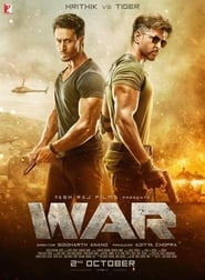 View War (2019) Movie poster on Ganool