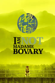 View I Am Not Madame Bovary (2016) Movie poster on Ganool