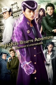 View JoJo's Bizarre Adventure: Diamond Is Unbreakable - Chapter 1 (2017) Movie poster on Fmovies