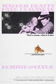 View Bonnie and Clyde (1967) Movie poster on Ganool
