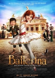 Poster Movie Ballerina 2016