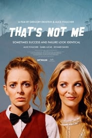 View That's Not Me (2017) Movie poster on Fmovies
