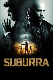 View Suburra (2015) Movie poster on Ganool
