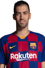 Sergio Busquets Take the Ball, Pass the Ball