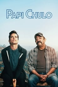 View Papi Chulo (2019) Movie poster on Ganool