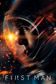 First Man (2018) Movie poster on Ganool