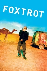 View Foxtrot (2017) Movie poster on Ganool