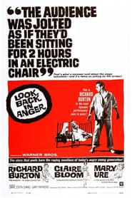 View Look Back in Anger (1959) Movie poster on 123movies