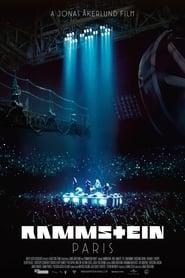 Poster Movie Rammstein: Paris 2017