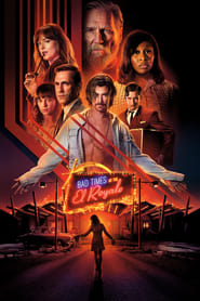 View Bad Times at the El Royale (2018) Movie poster on Ganool