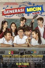 View Generasi Micin (2018) Movie poster on Ganool123