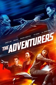 View The Adventurers (2017) Movie poster on Ganool