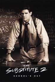 View The Substitute 2: School's Out (1998) Movie poster on Ganool