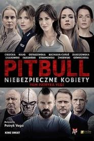 Poster Movie Pitbull Tough Women 2016