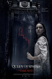View Queen of Spades: The Dark Rite (2015) Movie poster on Ganool