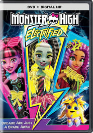Poster Movie Monster High: Electrified 2017