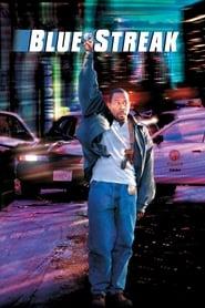 View Blue Streak (1999) Movie poster on Ganool