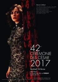 La 42e Cérémonie des César  film complet