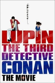 View Lupin the Third vs. Detective Conan: The Movie (2013) Movie poster on Ganool