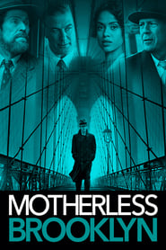 View Motherless Brooklyn (2019) Movie poster on INDOXXI