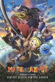 View Made in Abyss: Journey's Dawn (2019) Movie poster on IndoXX1