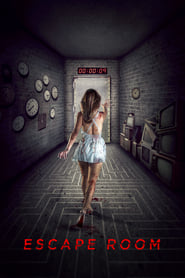 View Escape Room (2017) Movie poster on Ganool