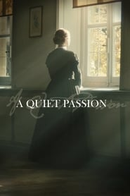 View A Quiet Passion (2016) Movie poster on cokeandpopcorn