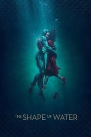 View The Shape of Water (2017) Movie poster on Ganool123