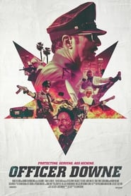 Poster Movie Officer Downe 2016